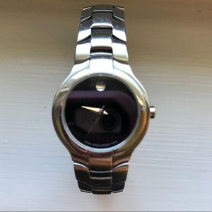 Movado Watch for Tiny Wrist!